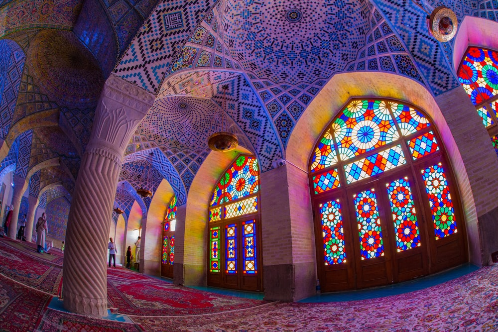 10 of the most beautiful mosques in Iran